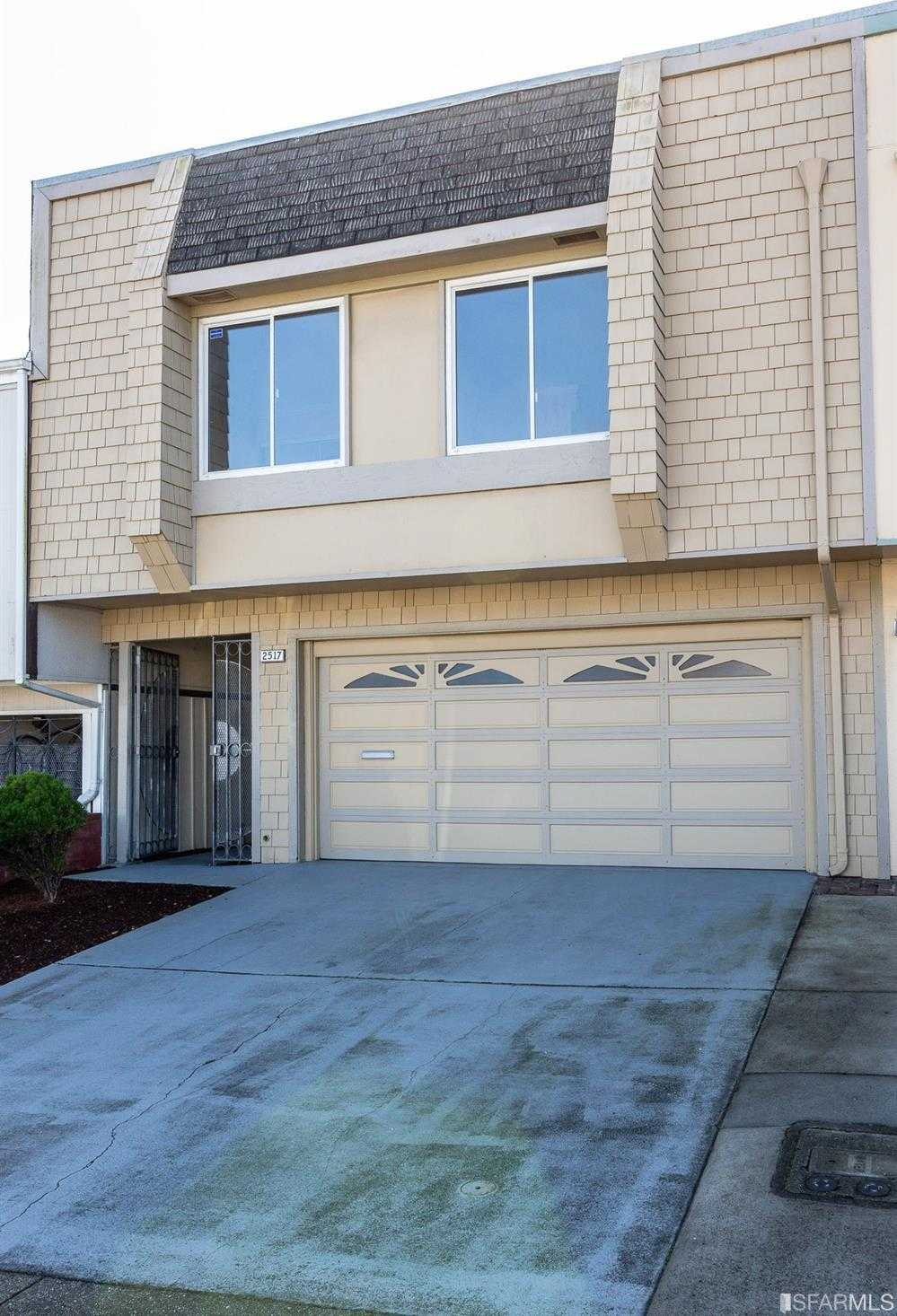 2517 Pomeroy Court South San Francisco, CA 94080