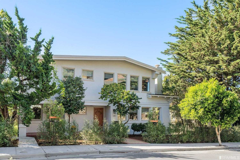165 Cerritos Avenue San Francisco, CA 94127