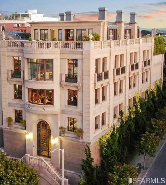 $37,000,000 - 6Br/9Ba -  for Sale in San Francisco