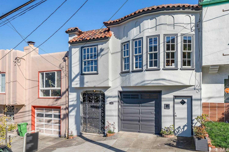 1762 11th Ave San Francisco, CA 94122