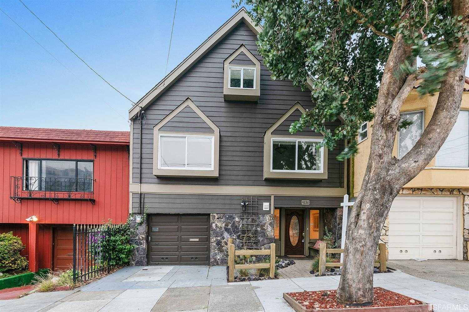 $1,195,000 - 4Br/2Ba -  for Sale in San Francisco