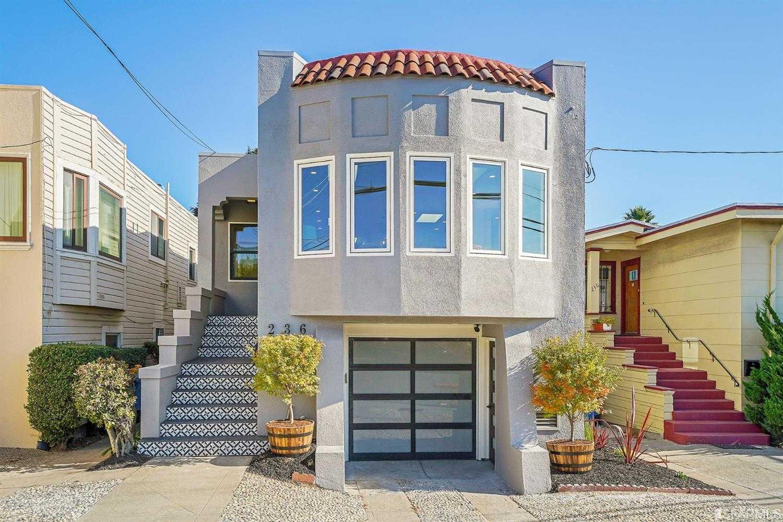 236 Santa Rosa Ave San Francisco, CA 94112