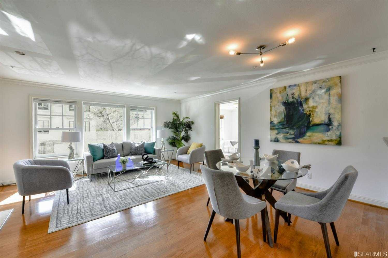 $1,495,000 - 2Br/2Ba -  for Sale in San Francisco