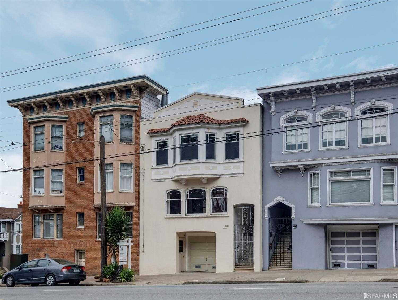 4544 Fulton St San Francisco, CA 94121
