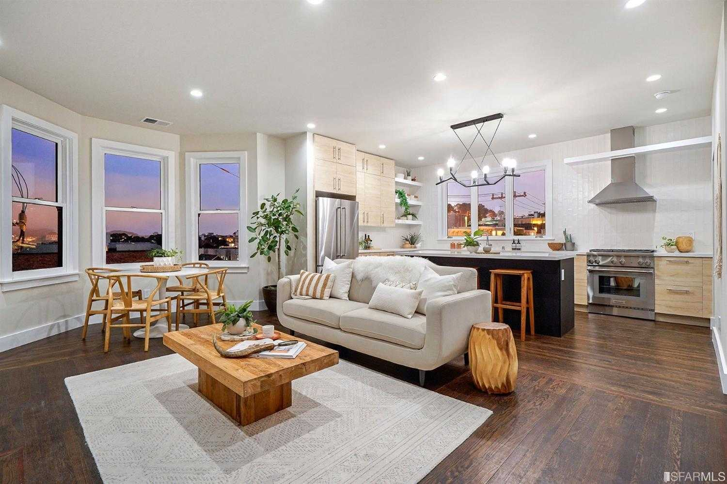 $1,449,000 - 3Br/2Ba -  for Sale in San Francisco