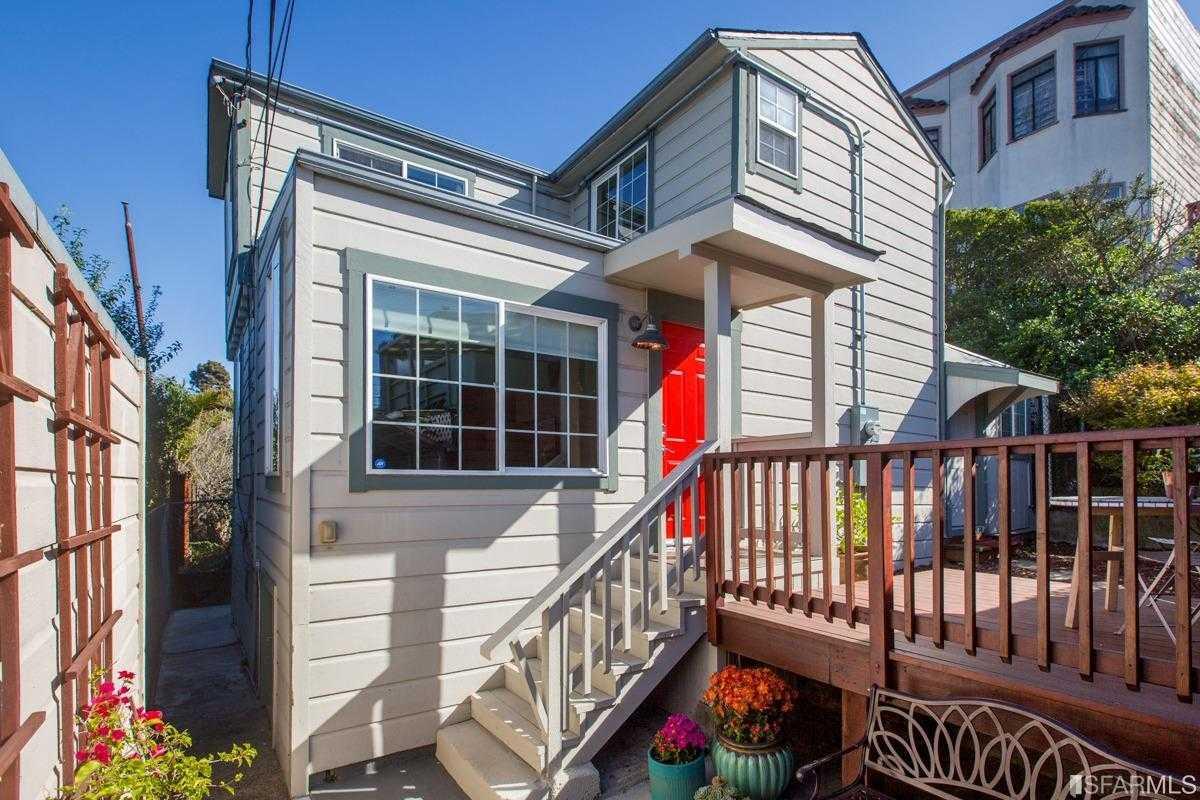 $899,000 - 4Br/2Ba -  for Sale in San Francisco
