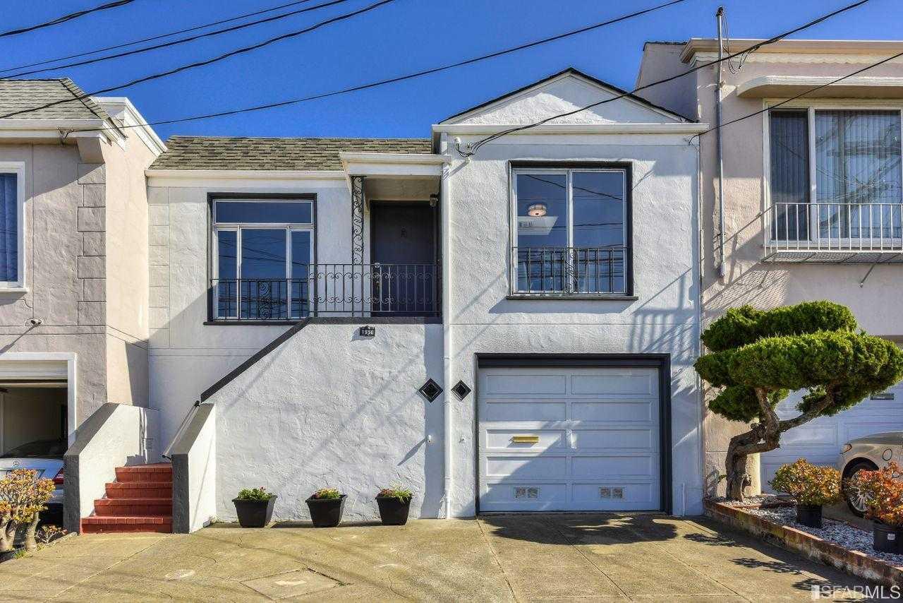 $868,000 - 2Br/1Ba -  for Sale in San Francisco