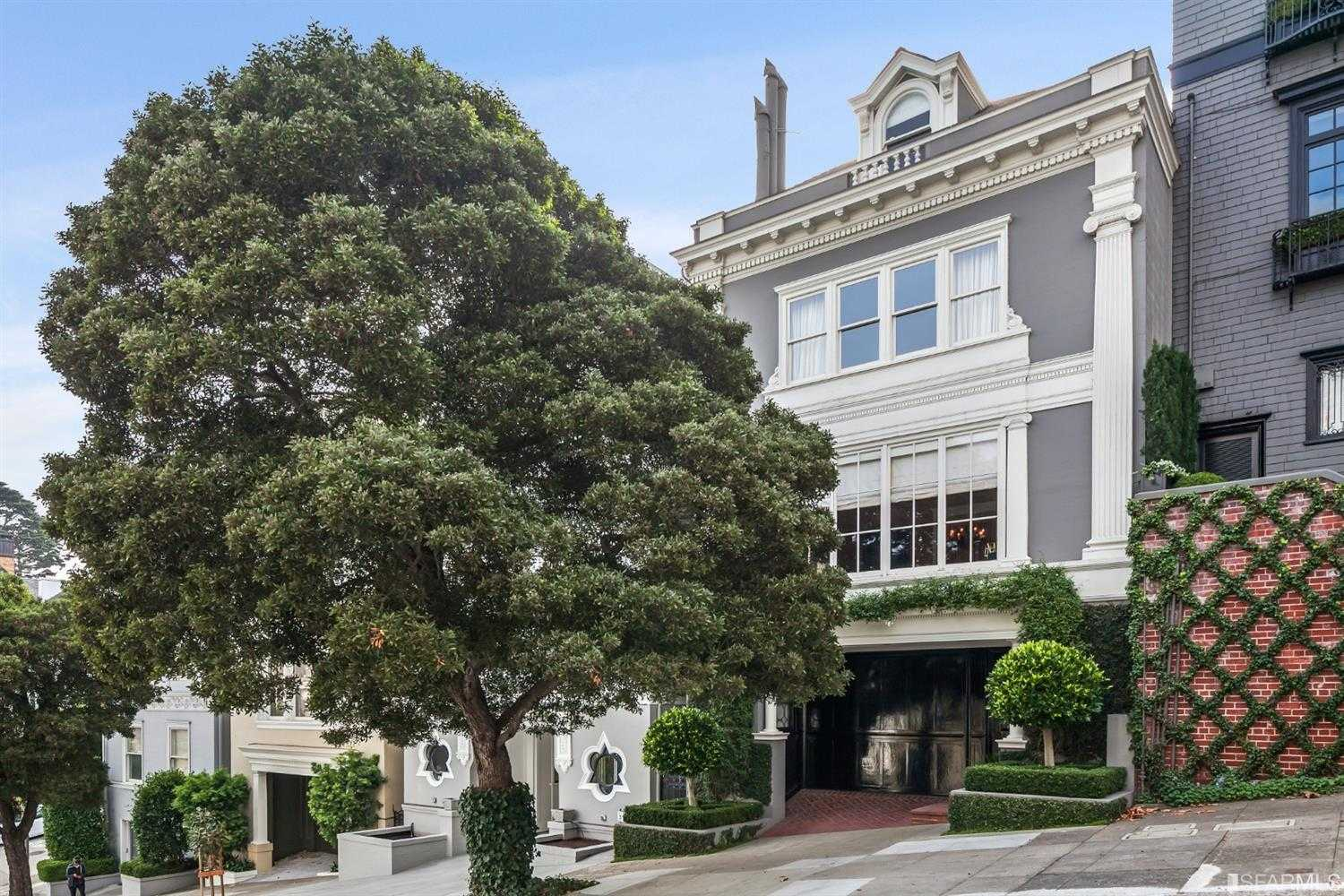 $6,750,000 - 5Br/5Ba -  for Sale in San Francisco