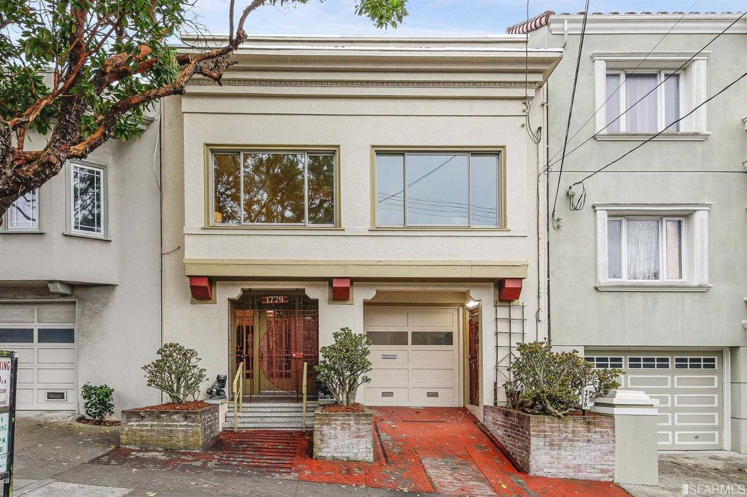 1779 10th Ave San Francisco, CA 94122