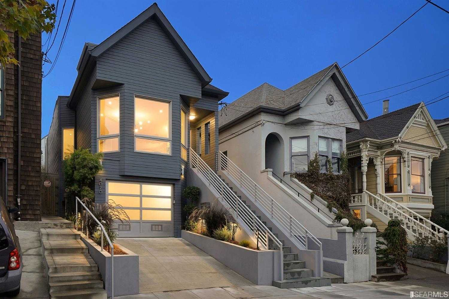 $4,500,000 - 4Br/5Ba -  for Sale in San Francisco