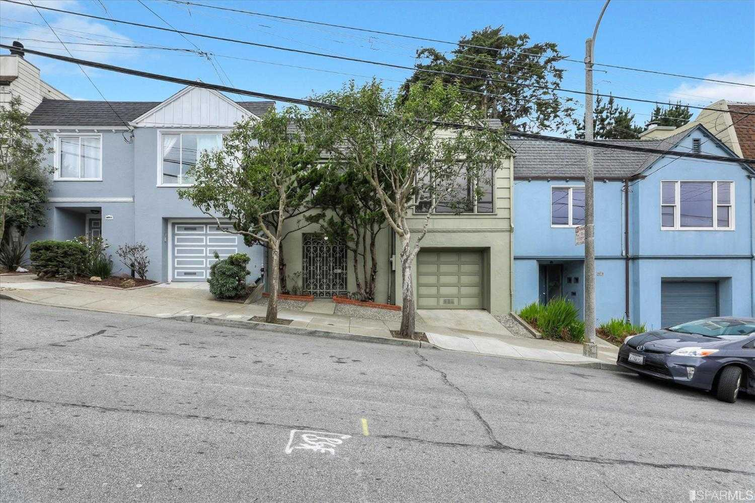 $1,500,000 - 3Br/2Ba -  for Sale in San Francisco