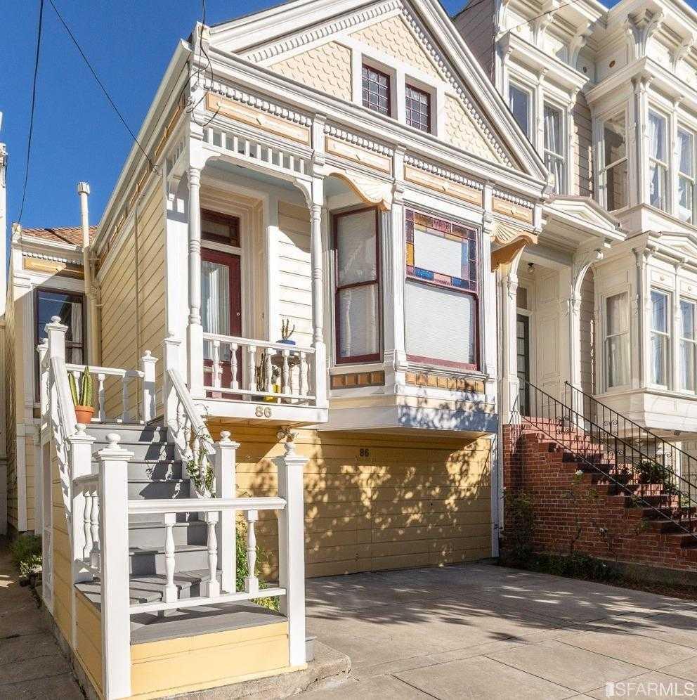 $2,395,000 - 3Br/2Ba -  for Sale in San Francisco