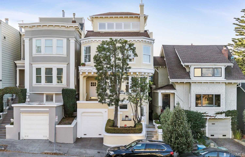 $3,799,000 - 3Br/4Ba -  for Sale in San Francisco