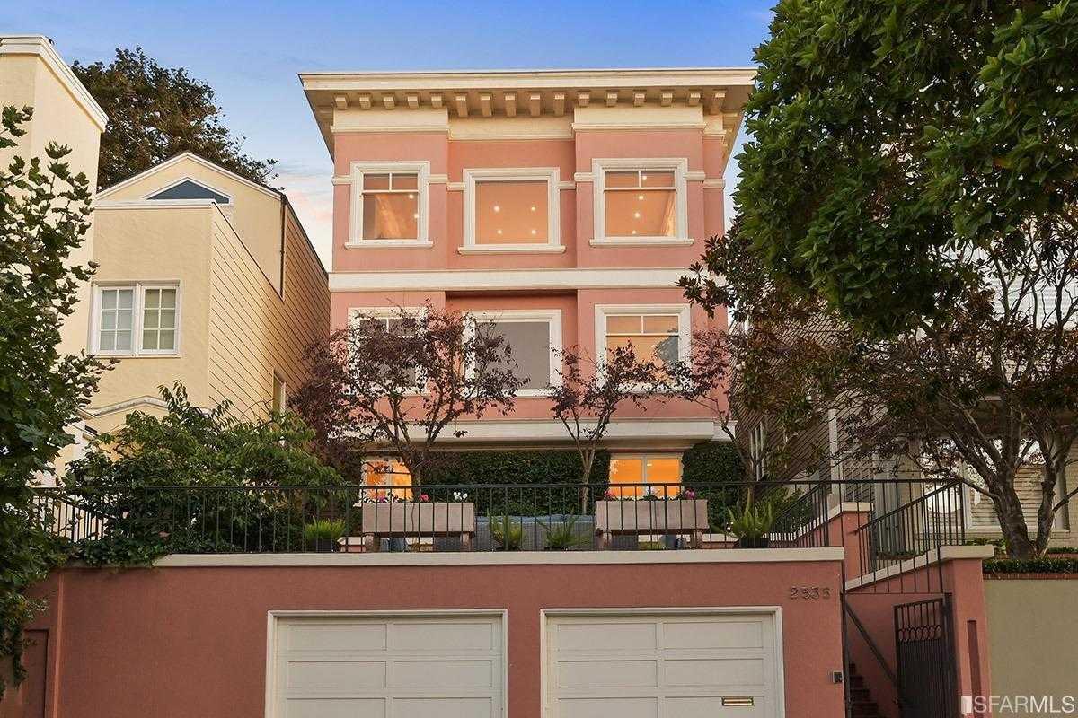 $6,998,000 - 4Br/5Ba -  for Sale in San Francisco
