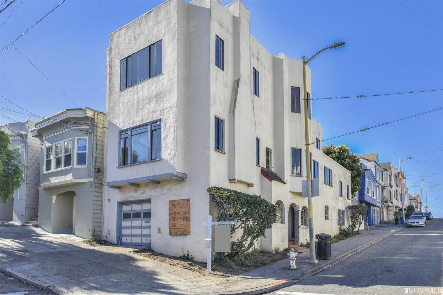 $1,490,000 - 5Br/5Ba -  for Sale in San Francisco