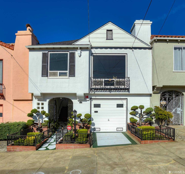 $1,238,000 - 3Br/2Ba -  for Sale in San Francisco