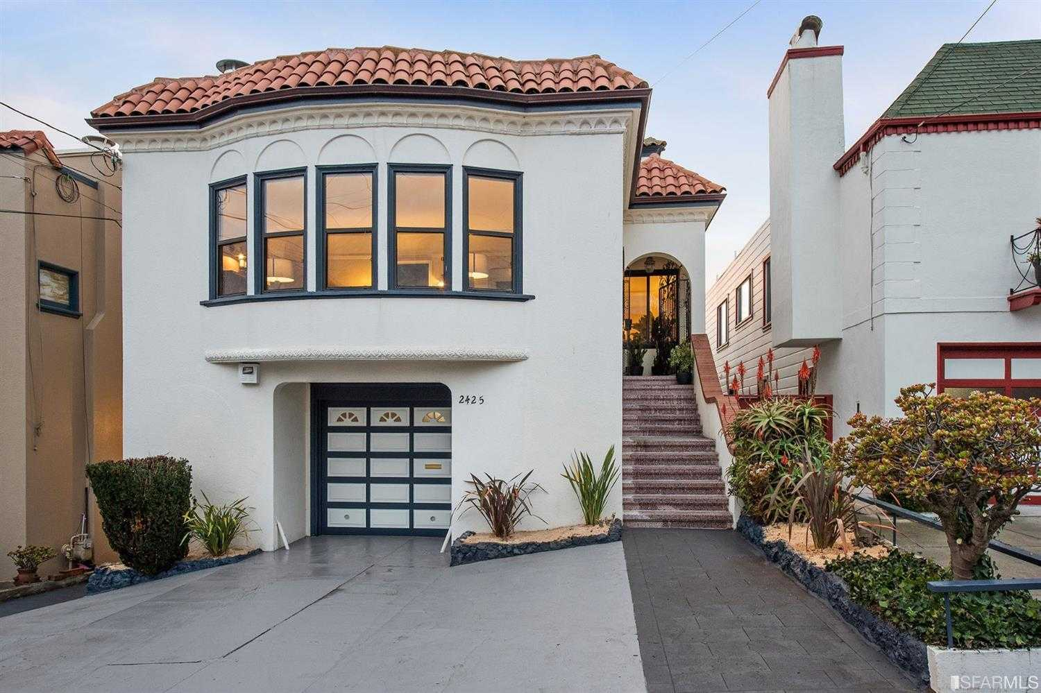 2425 21st Ave San Francisco, CA 94116