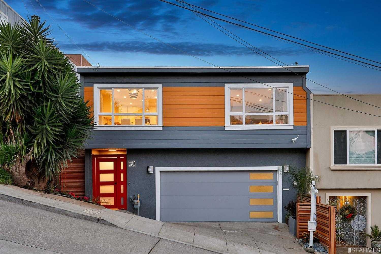 $1,398,000 - 5Br/3Ba -  for Sale in San Francisco