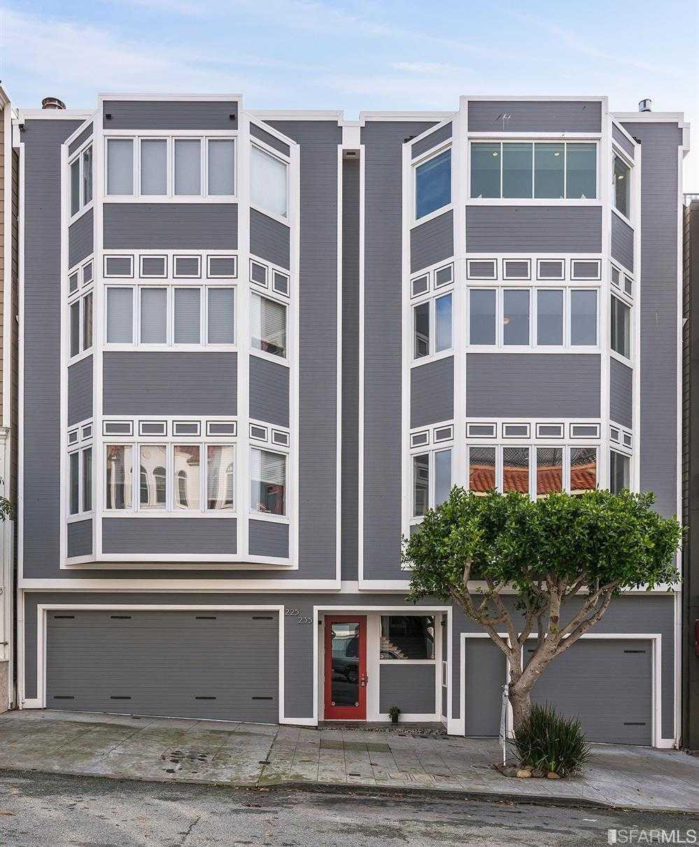 $2,650,000 - 2Br/4Ba -  for Sale in San Francisco