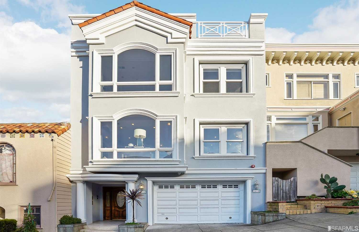 $1,775,000 - 4Br/3Ba -  for Sale in San Francisco