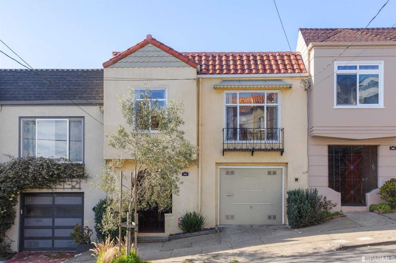 $1,595,000 - 3Br/3Ba -  for Sale in San Francisco