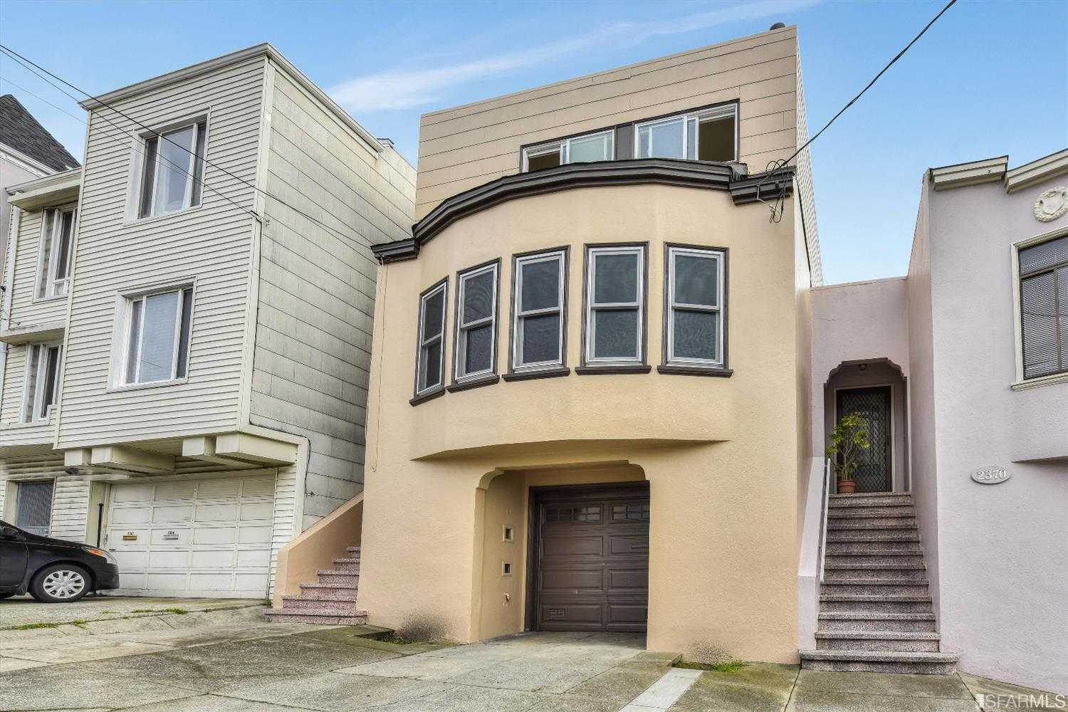 $1,295,000 - 3Br/3Ba -  for Sale in San Francisco