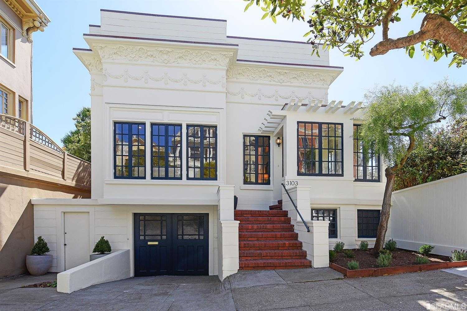 $4,200,000 - 4Br/3Ba -  for Sale in San Francisco