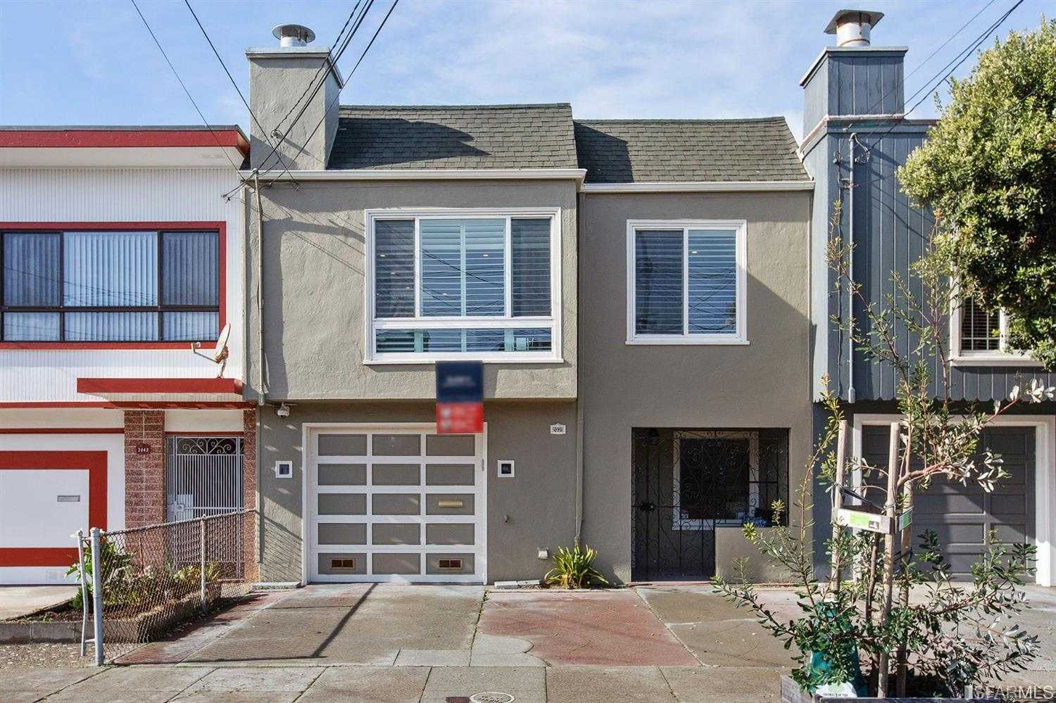 2039 47th Avenue San Francisco, CA 94116