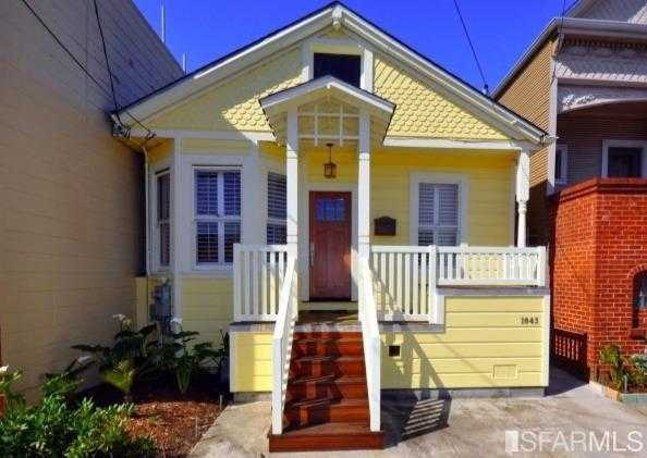 $749,000 - 2Br/1Ba -  for Sale in San Francisco