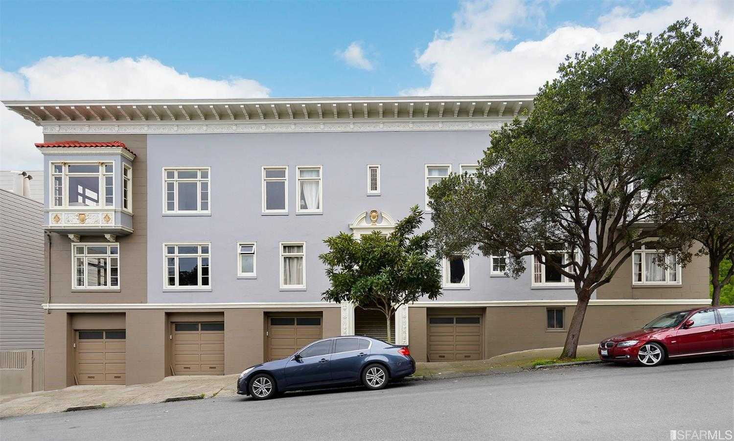 $1,275,000 - 2Br/1Ba -  for Sale in San Francisco