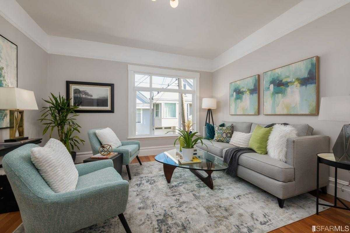 $1,198,000 - 3Br/2Ba -  for Sale in San Francisco