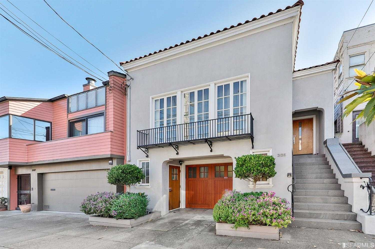 $2,995,000 - 4Br/3Ba -  for Sale in San Francisco