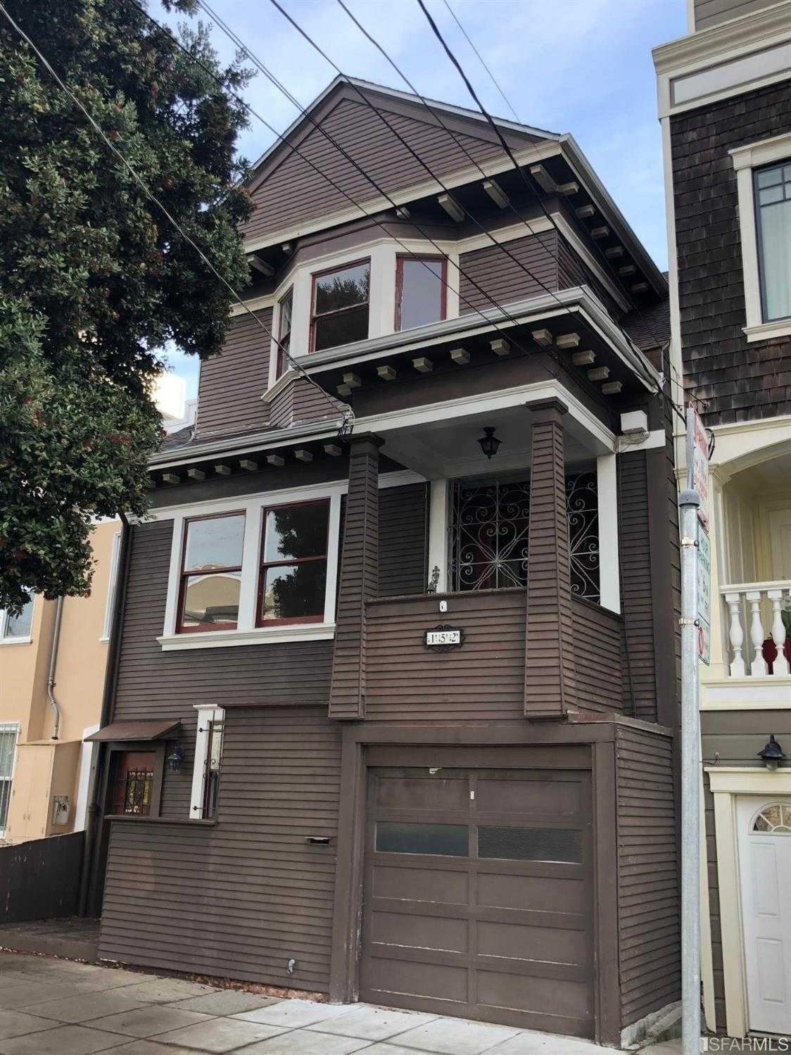 $1,649,000 - 3Br/2Ba -  for Sale in San Francisco
