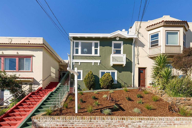 $1,595,000 - 5Br/3Ba -  for Sale in San Francisco