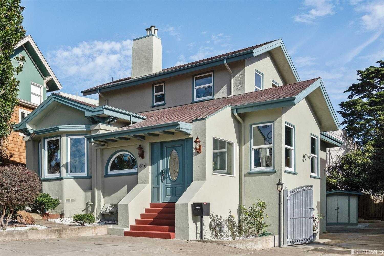 816 Victoria Street San Francisco, CA 94127