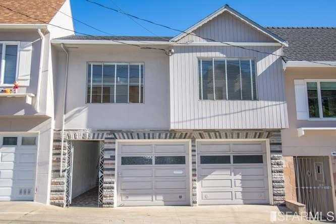 $1,075,000 - 3Br/2Ba -  for Sale in San Francisco