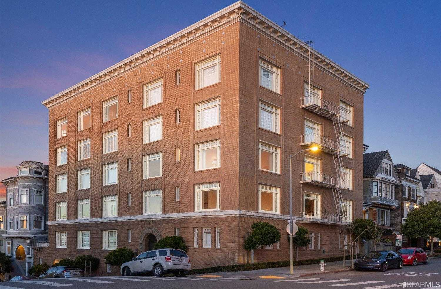 $2,675,000 - 3Br/2Ba -  for Sale in San Francisco