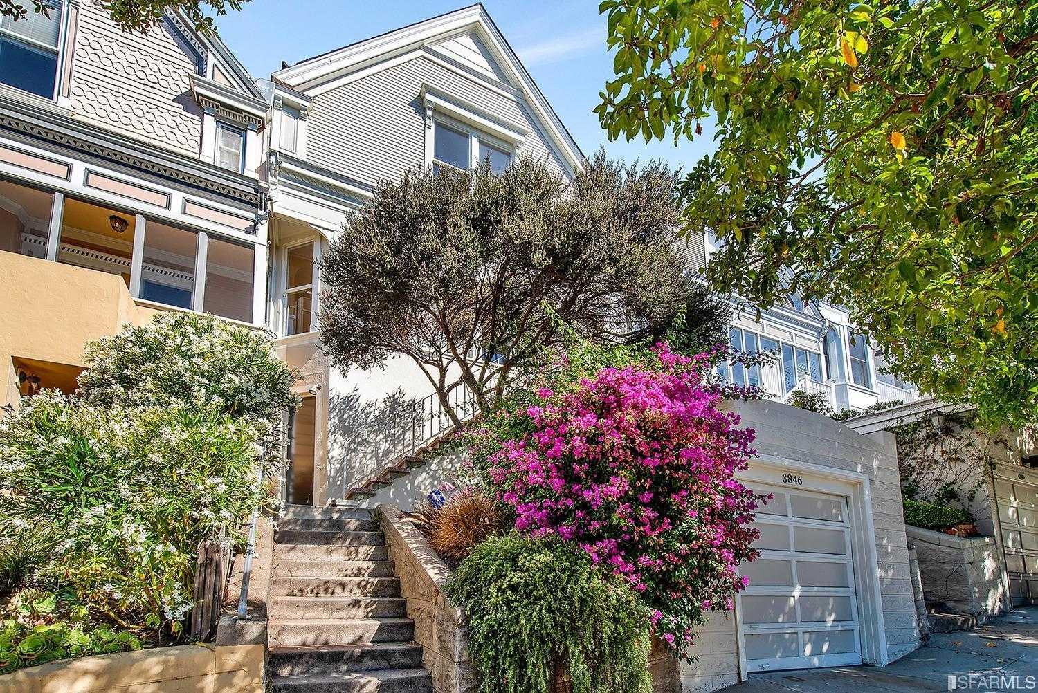 $2,760,000 - 3Br/2Ba -  for Sale in San Francisco