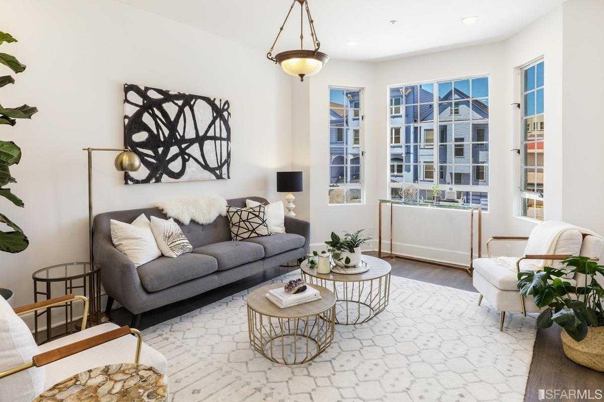 $2,595,000 - 4Br/4Ba -  for Sale in San Francisco