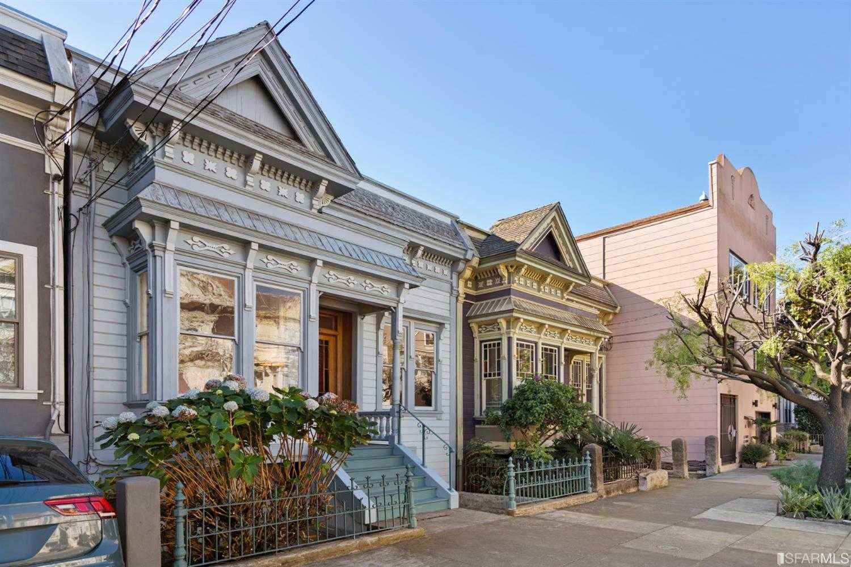 $1,395,000 - 5Br/2Ba -  for Sale in San Francisco