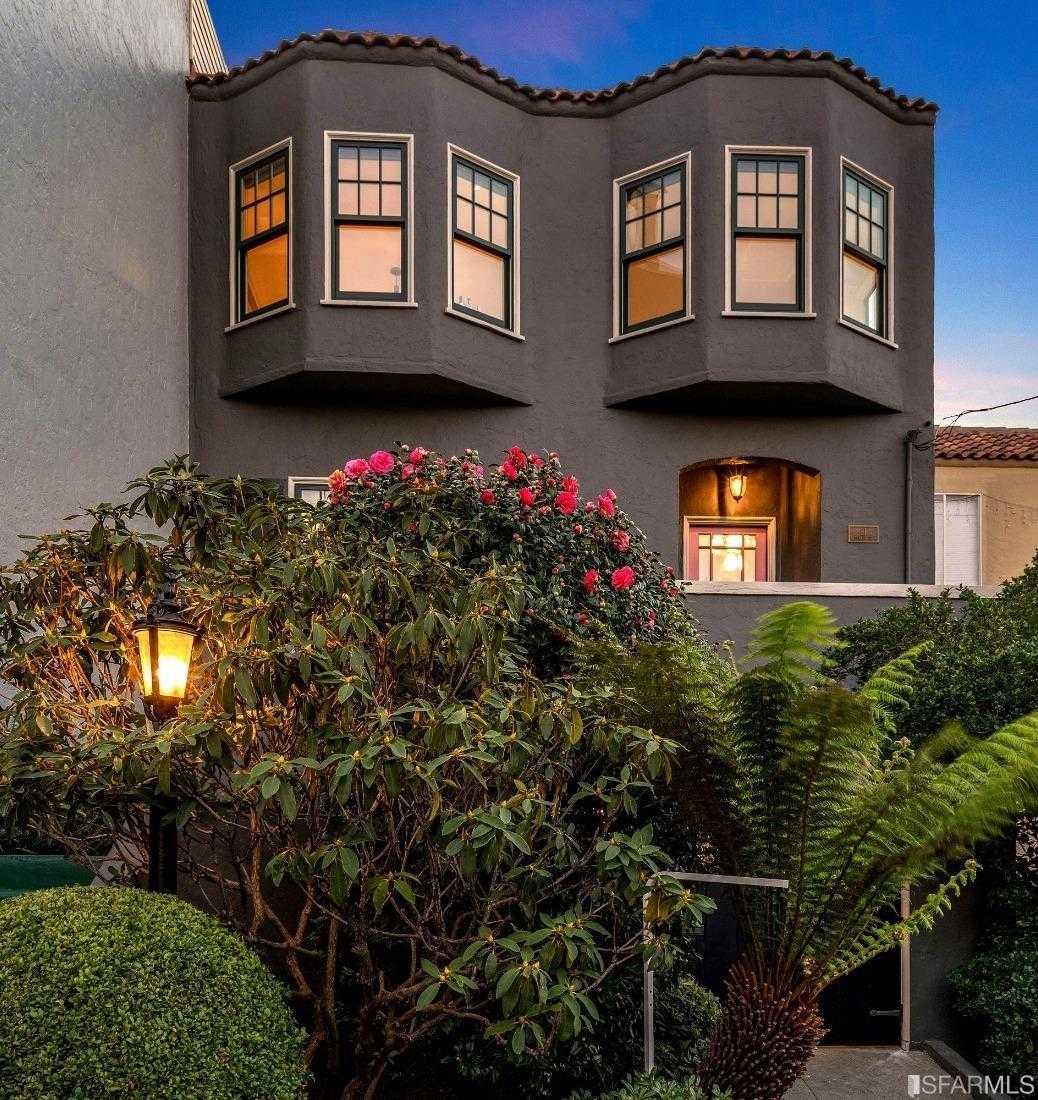 $2,650,000 - 4Br/2Ba -  for Sale in San Francisco