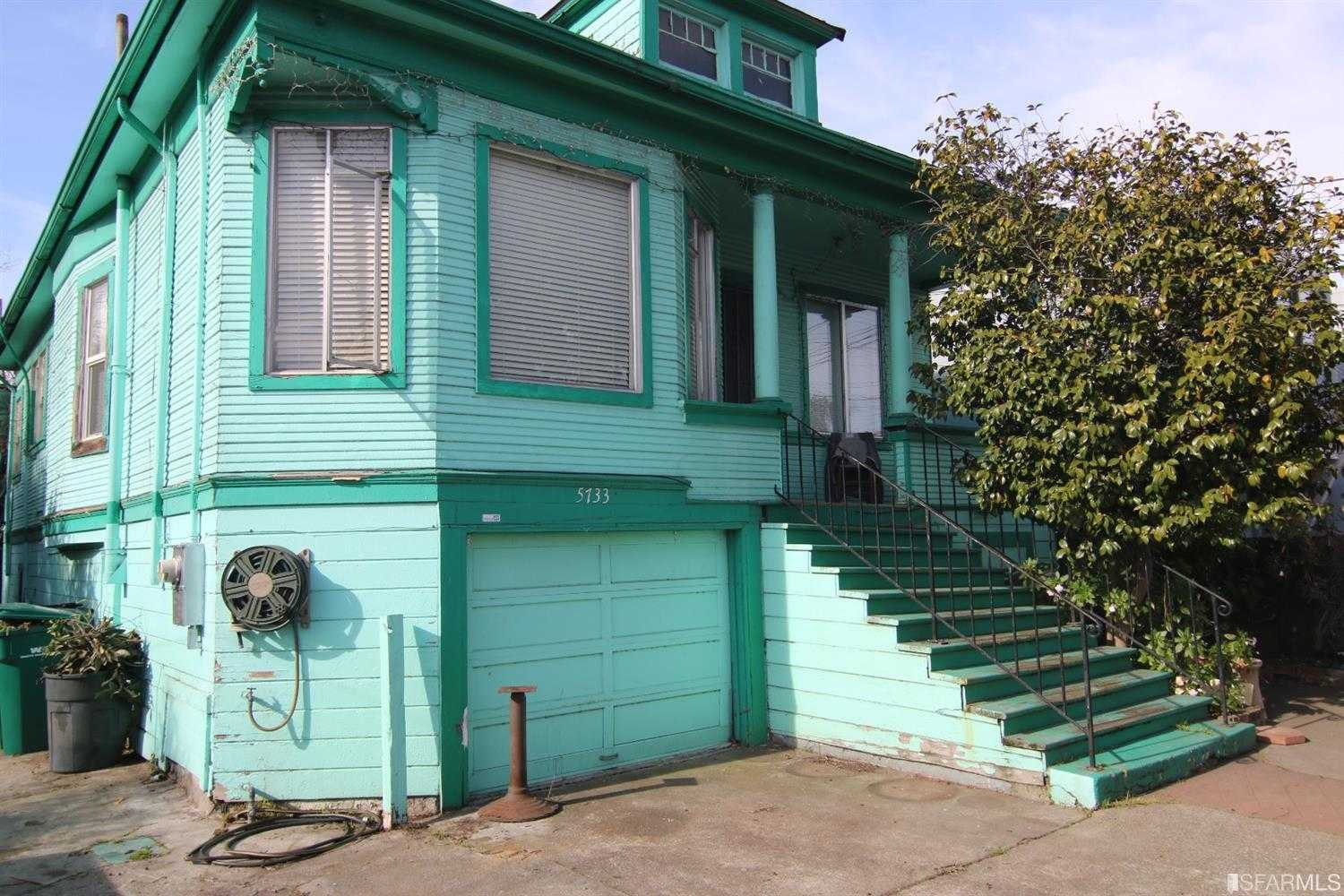$595,000 - 3Br/2Ba -  for Sale in Oakland