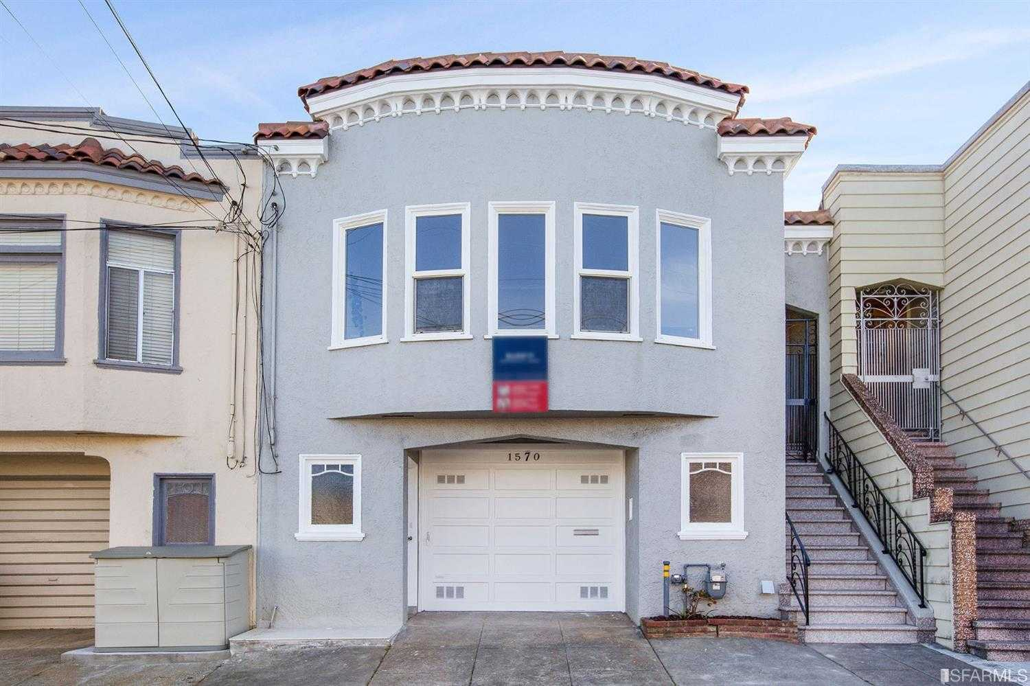 1570 21st Avenue San Francisco, CA 94122