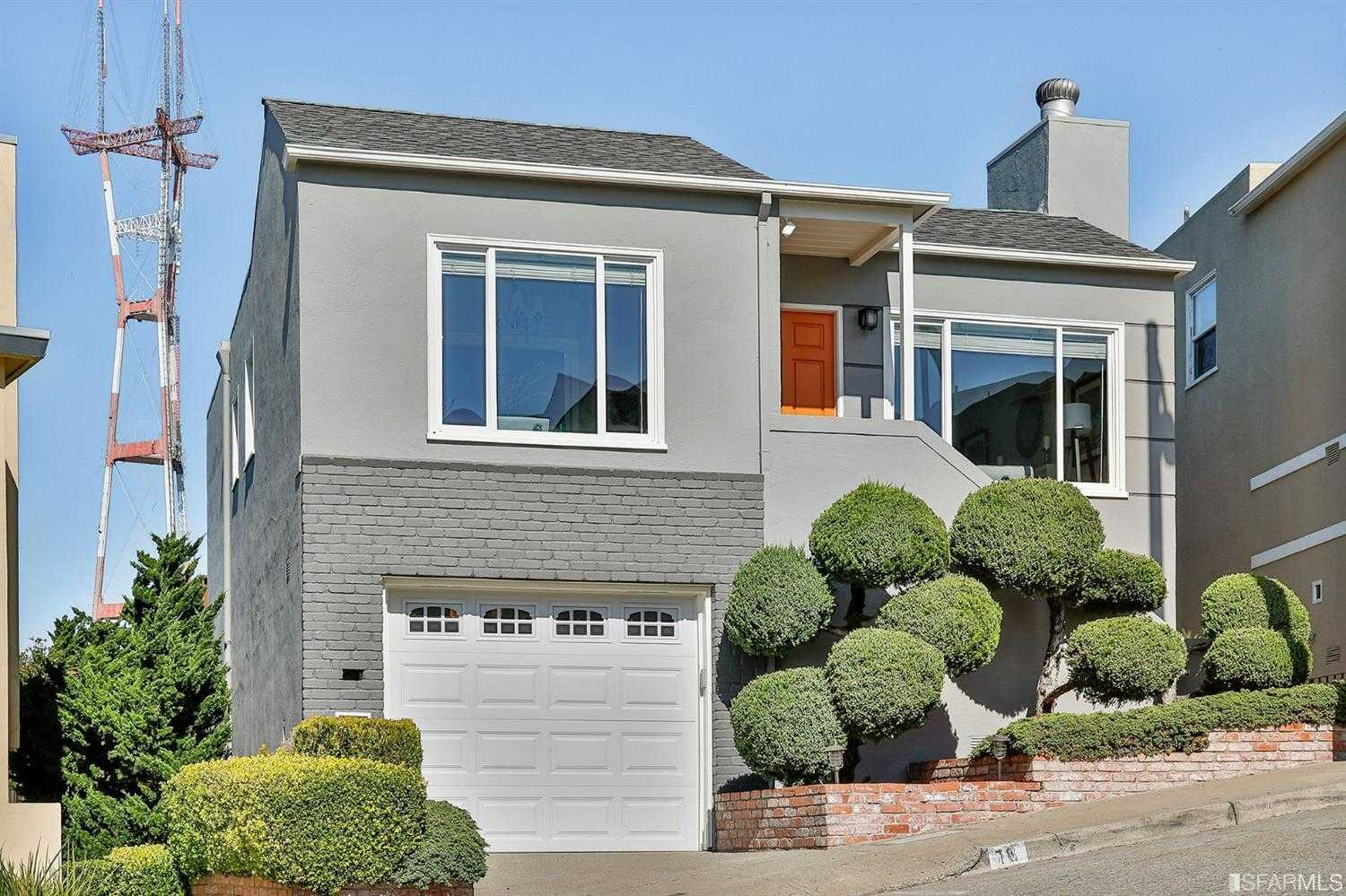 78 Longview Court San Francisco, CA 94131