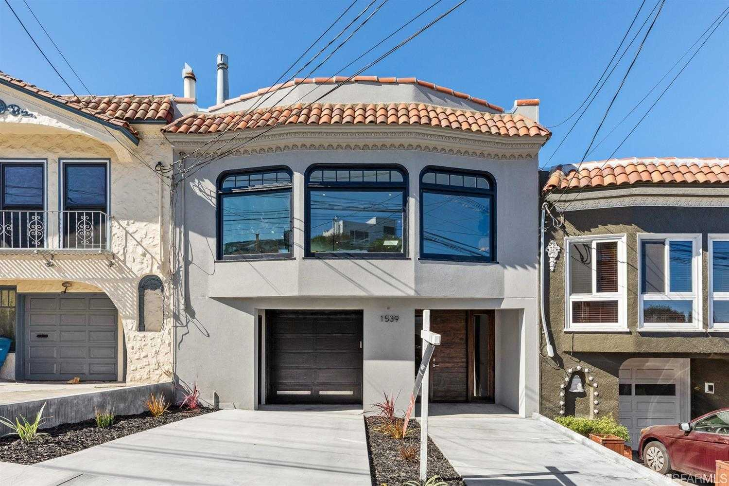 1539 17th Avenue San Francisco, CA 94122