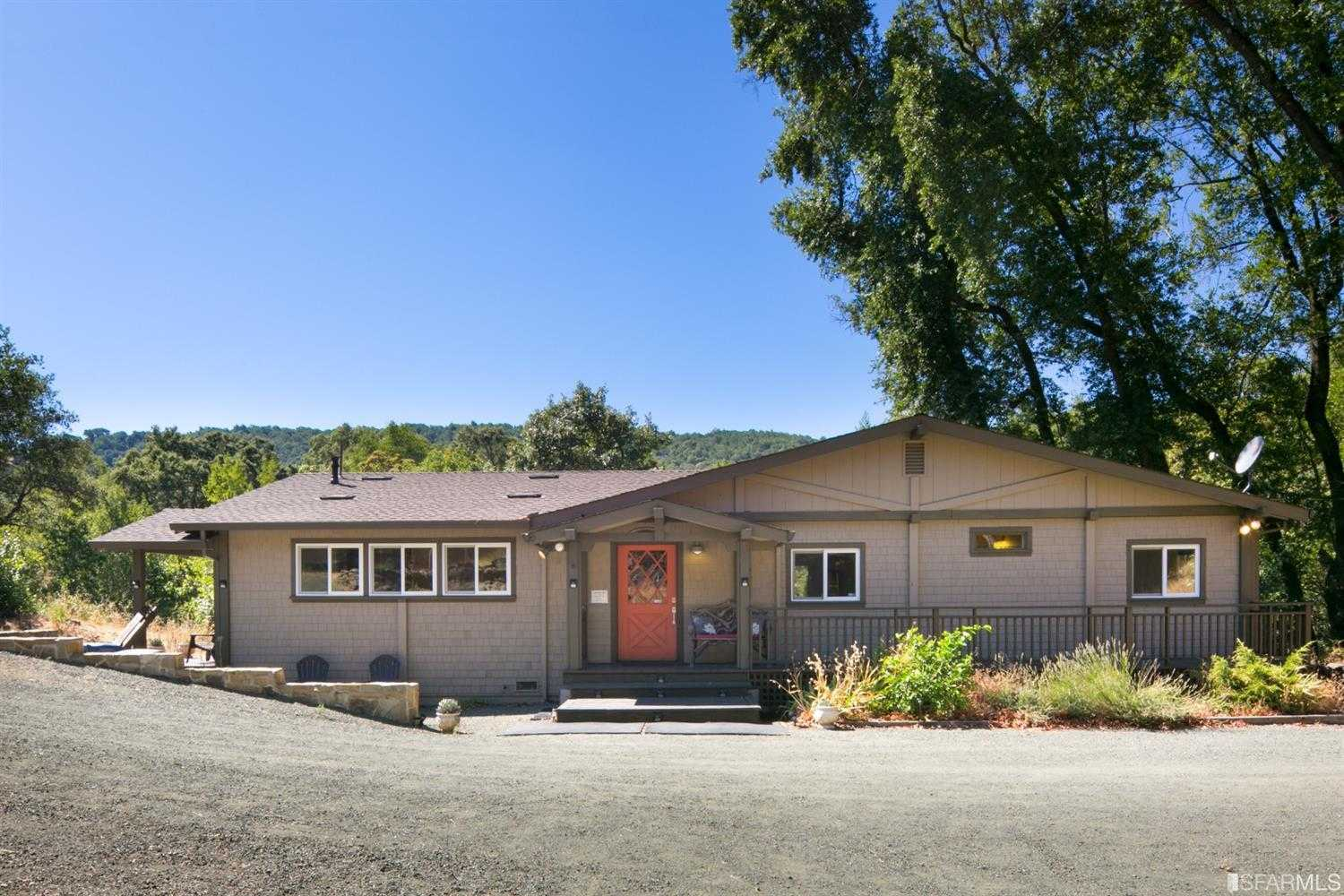 $1,195,000 - 2Br/2Ba -  for Sale in Sonoma