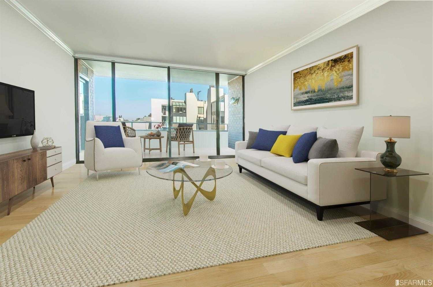 $1,475,000 - 2Br/2Ba -  for Sale in San Francisco