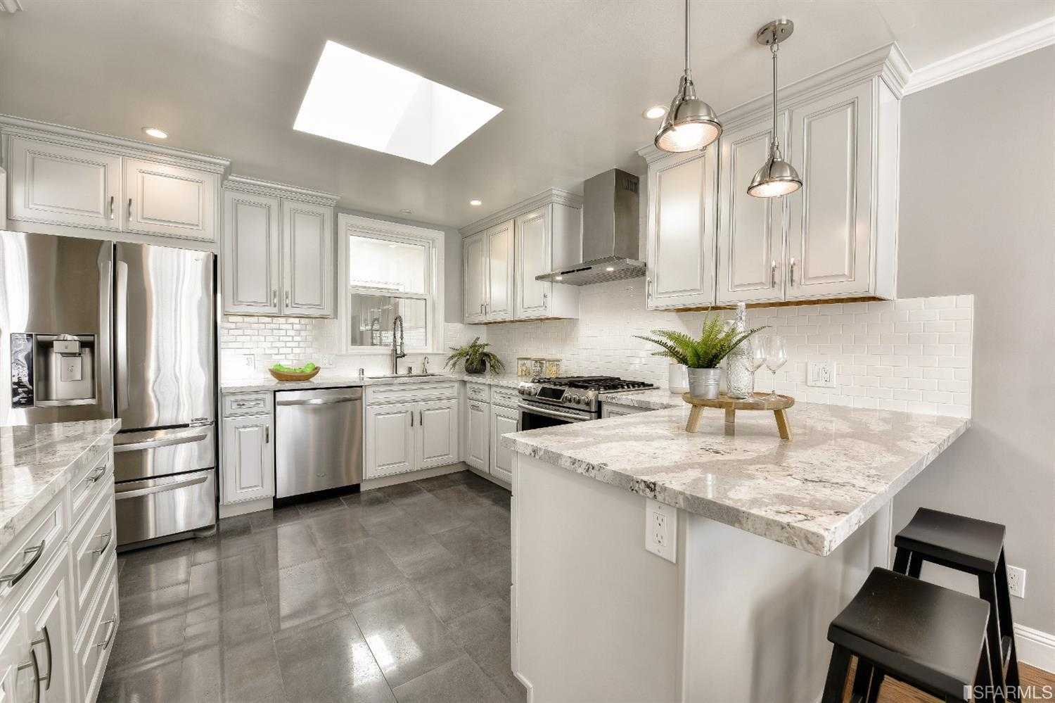 $1,495,000 - 5Br/3Ba -  for Sale in San Francisco