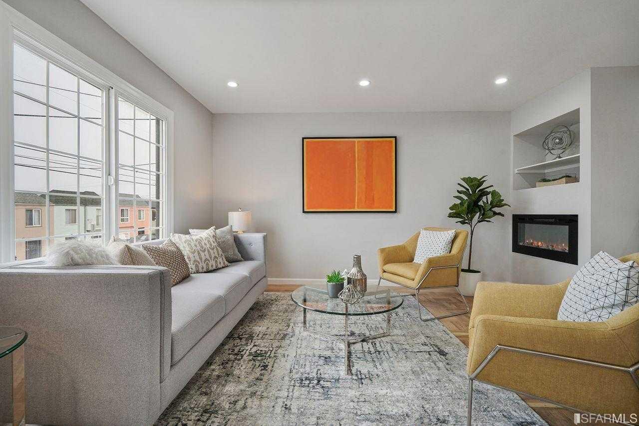 $1,399,000 - 3Br/2Ba -  for Sale in San Francisco