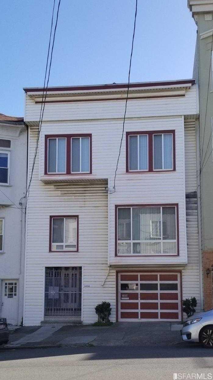 $1,495,000 - 5Br/2Ba -  for Sale in San Francisco